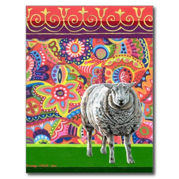 colorful_sheep_art_postcard-reba8660885ed464095c48afa43924bf0_vgbaq_8byvr_600