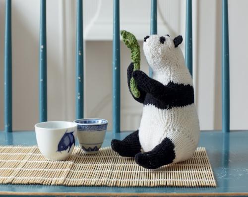 Panda new image for kits