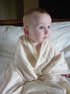 Baby blanket 1